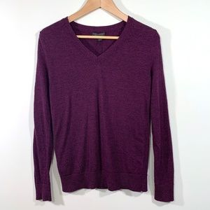 Banana Republic | 100% Merino Wool V-Neck Sweater